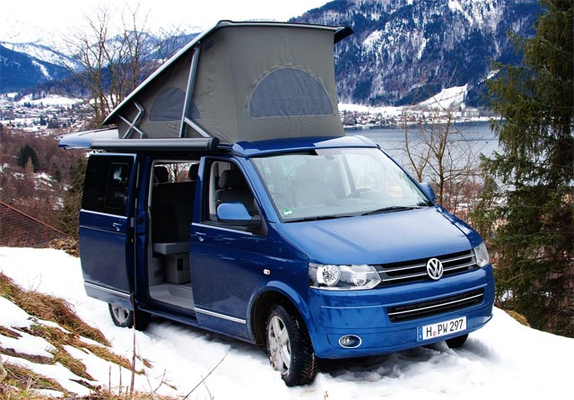 First Drive: VW Transporter | 4X4 Magazine