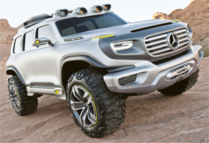 G-Class for 2025?