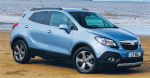 Mokka available in showrooms