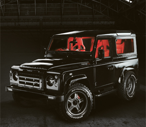 Twisted new engine options for Defender