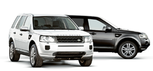 Limited edition Freelander launched
