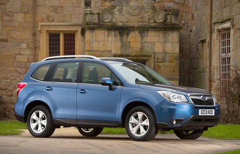 New Forester pricing confirmed