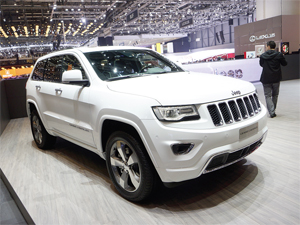 FACE-LIFTED JEEP GRAND CHEROKEE