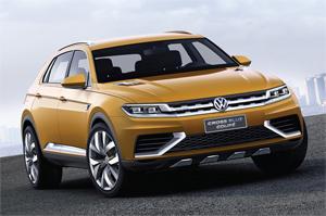 MG + VW = SUV