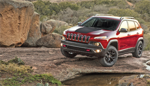 First look: New Jeep Cherokee