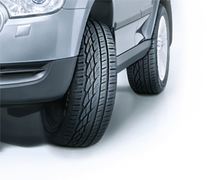Making the right tyre choice
