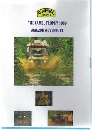 CAMEL TROPHY MEMORIES
