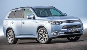 Mitsubishi plugs into future sales