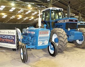 TRACTOR WORLD IS BACK!