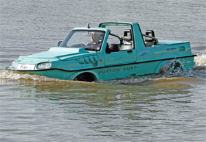 Floating 4x4