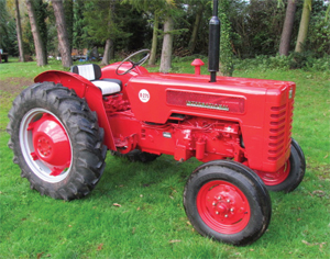 THE £1 TRACTOR