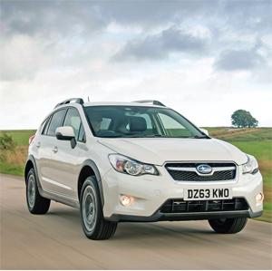Subaru XV upgrades