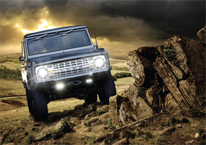 The Ford Bronco