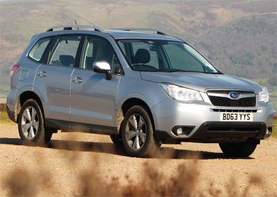 Subaru Forester 2.0D XC Premium