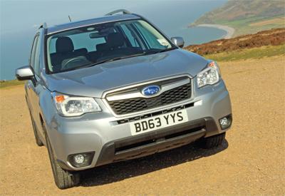 Subaru Forester XD Premium