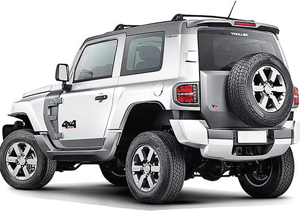 NEW BRONCO? BRING IT HERE!