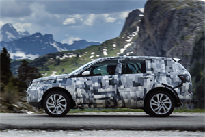 REVEALED; DISCOVERY SPORT