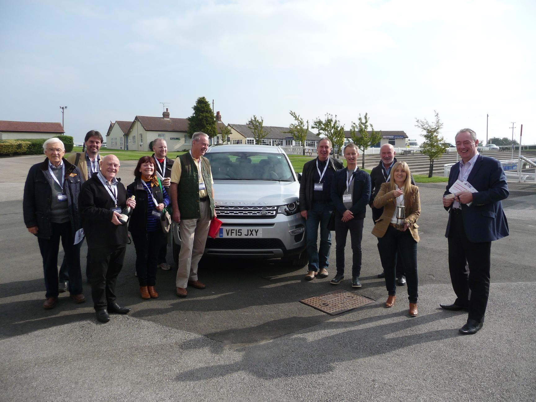 2015 Northern Car of the Year is the Land Rover Discovery Sport