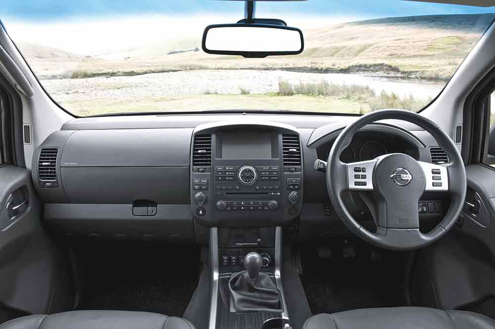 Pathfinder Interior
