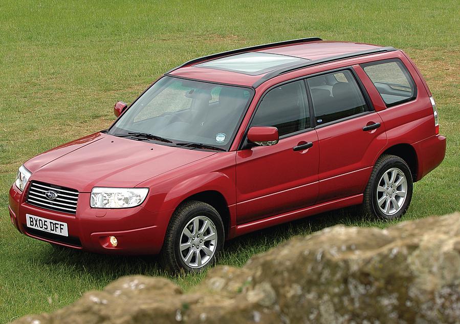 Subaru Forester (2007)