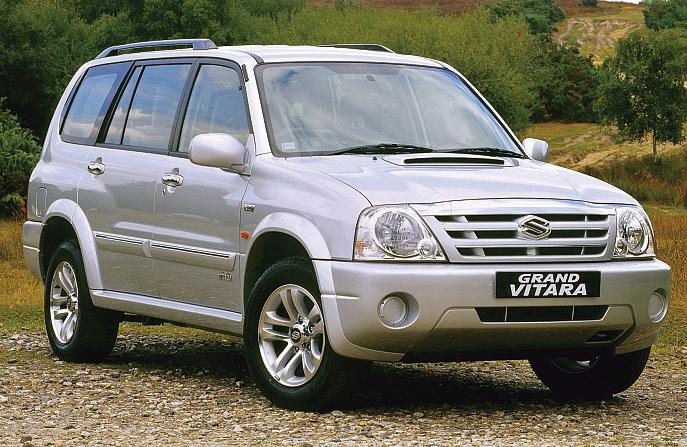 Suzuki Grand Vitara (2005)