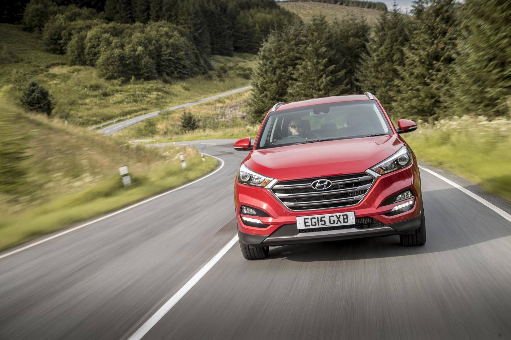 All-New Hyundai Tucson wins Best Family Car 2015 at Recombu awards