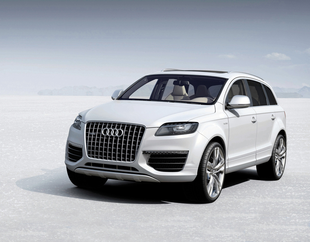 BUYING USED AUDI Q X Magazine - Audi various models