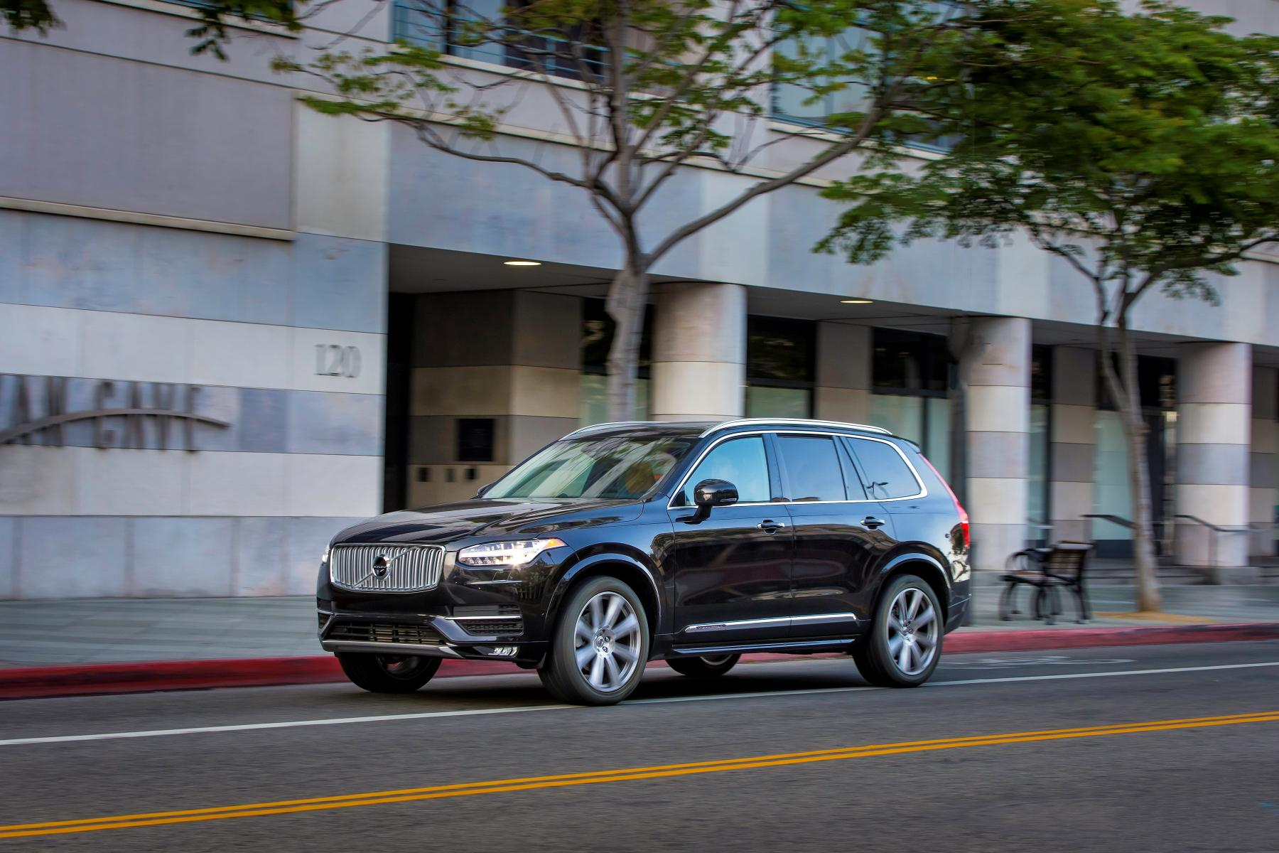 volvo xc90 is euro ncap best in class 2015 4x4 magazine. Black Bedroom Furniture Sets. Home Design Ideas