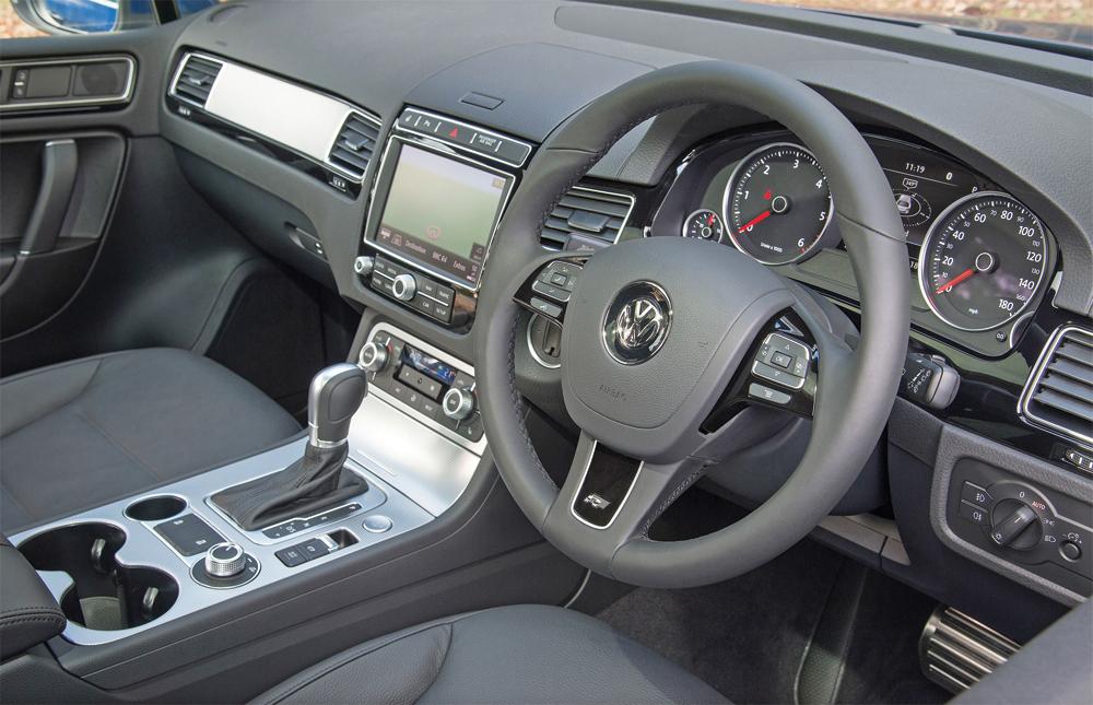 BUYING USED: VW TOUAREG   4X4 Magazine