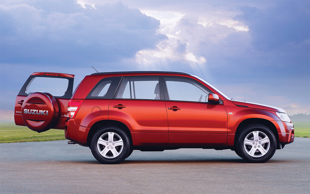BUYING USED: SUZUKI GRAND VITARA | 4X4 Magazine
