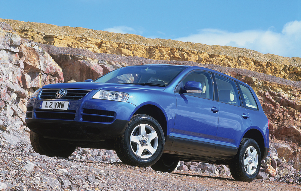 buying used vw touareg 4x4 magazine. Black Bedroom Furniture Sets. Home Design Ideas