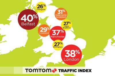 220316tomtom_TomTom Traffic Index UK map