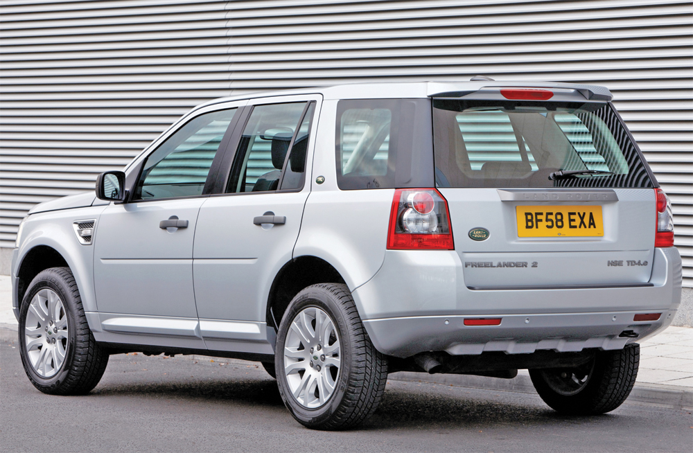 buying used land rover freelander 2 4x4 magazine. Black Bedroom Furniture Sets. Home Design Ideas