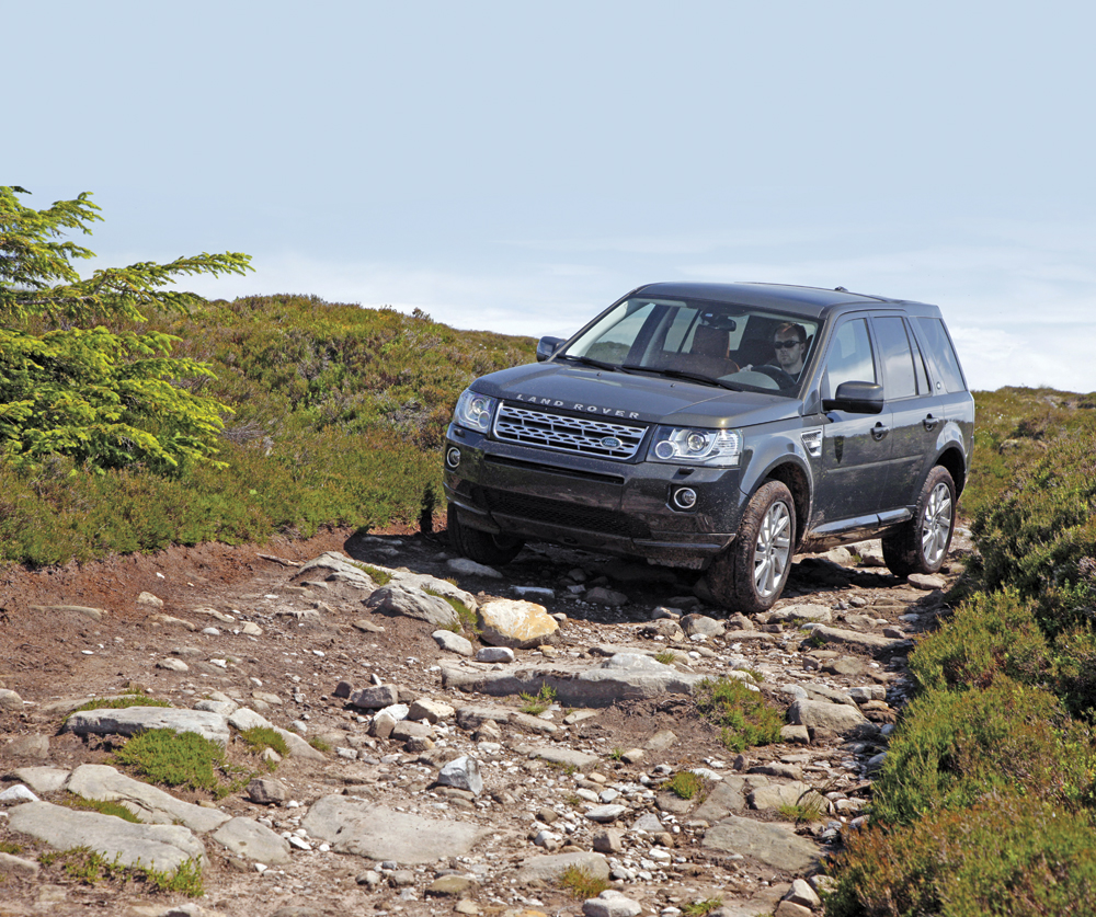 BUYING USED: LAND ROVER FREELANDER 2