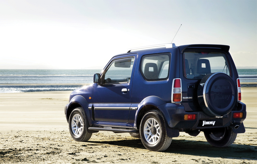 Suzuki jimny problems to look for