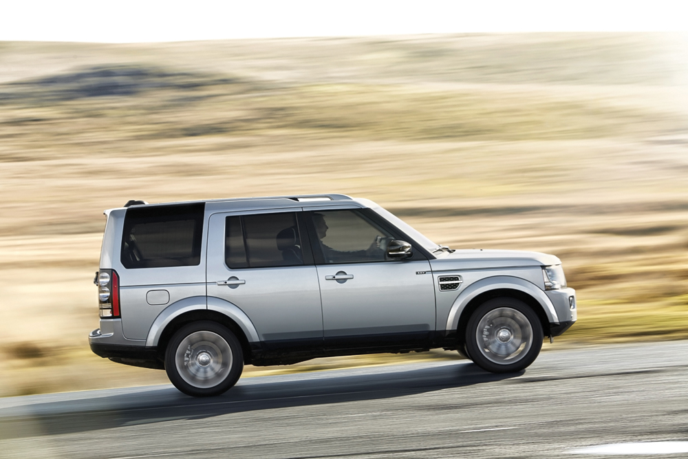 Buying Used Land Rover Discovery 4 4x4 Magazine
