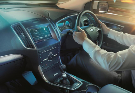 More Than  Ford Edge Vehicles Have Been Configured On Www Ford Co Uk Since January  As Right Hand Drive Models Roll Off The Production Line For