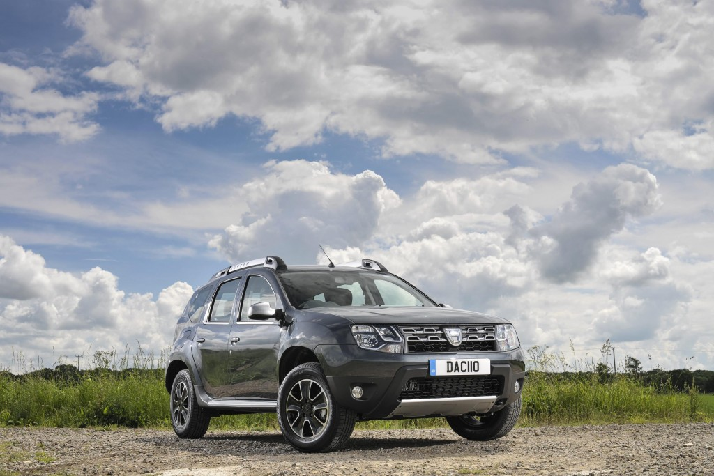 New Dacia Duster (6) LEAD