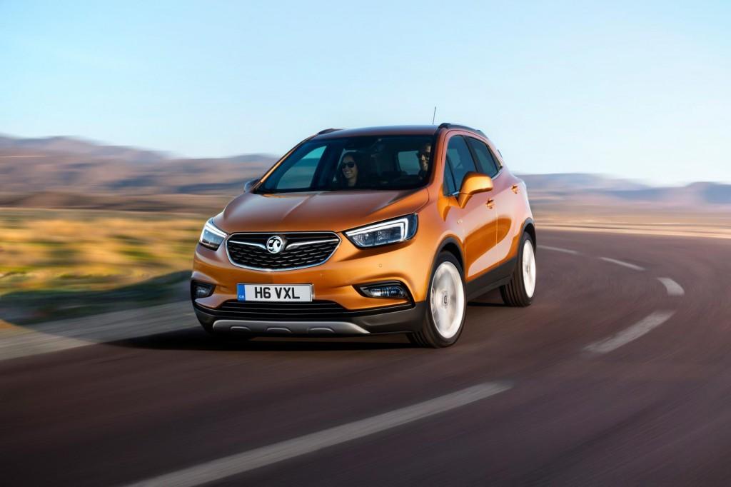 Vauxhall's new Mokka X