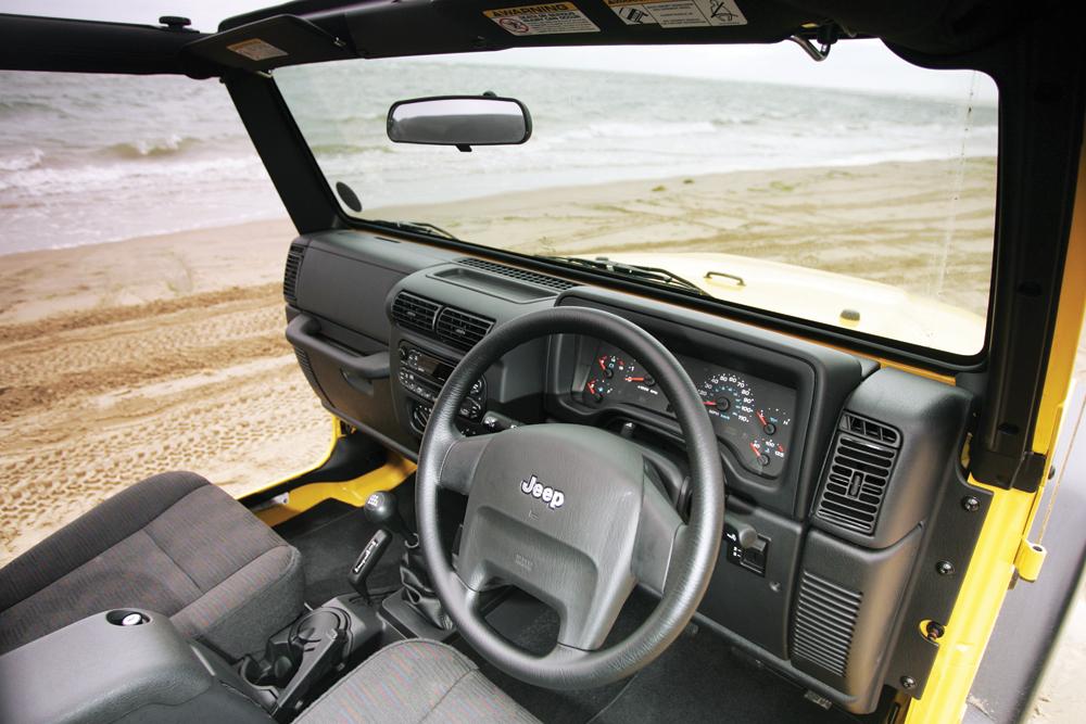 Buying Used Jeep Wrangler 4x4 Magazine