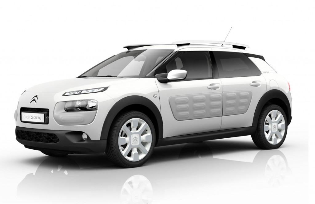 citro n introduces new c4 cactus w special edition 4x4 magazine. Black Bedroom Furniture Sets. Home Design Ideas