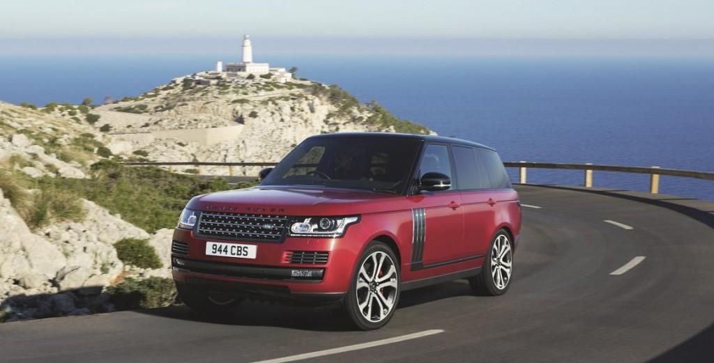 Range Rover SVAutobiography Dynamic - exterior (4)