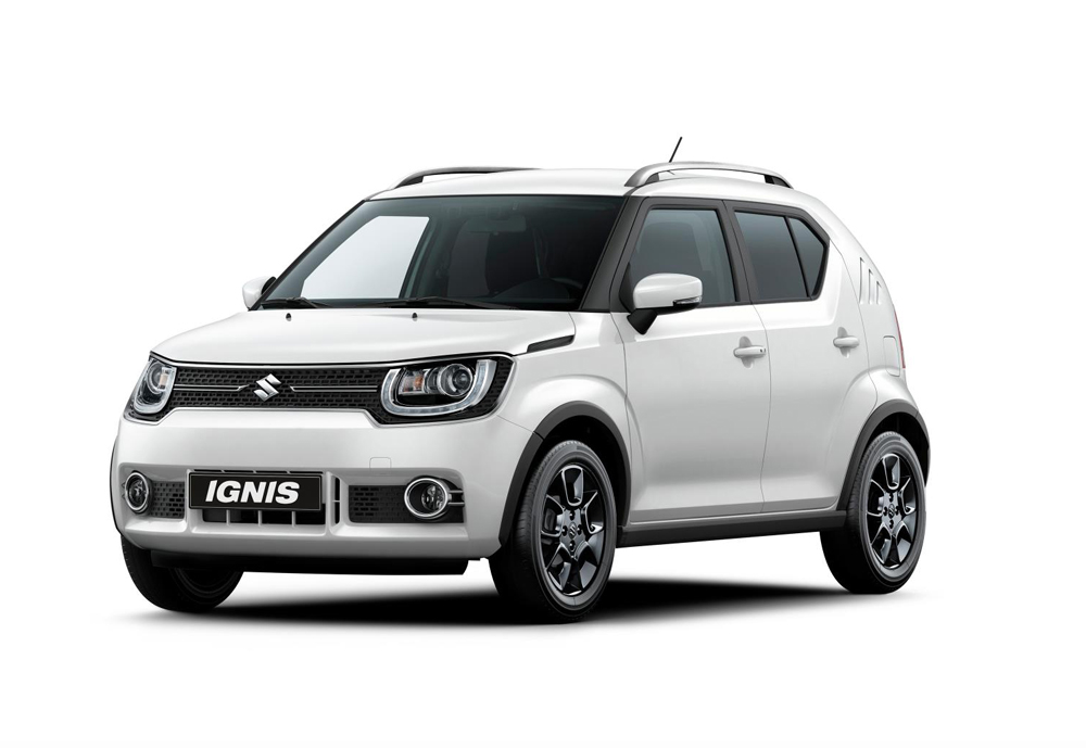 ignis compact crossover makes european debut 4x4 magazine. Black Bedroom Furniture Sets. Home Design Ideas