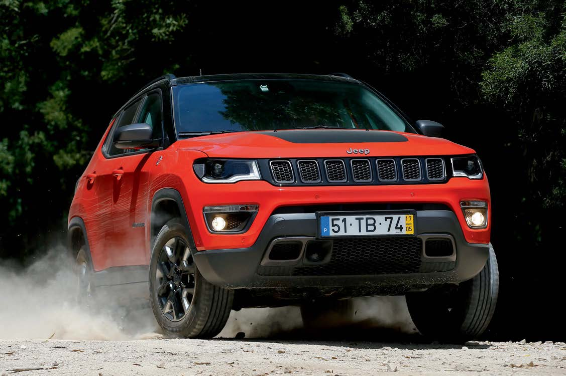 first drive jeep compass 4x4 magazine. Black Bedroom Furniture Sets. Home Design Ideas