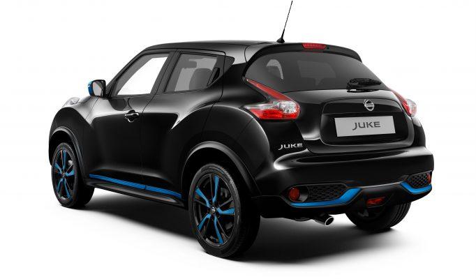 Nissan Juke MY18 Exterior Blue Perso RHD
