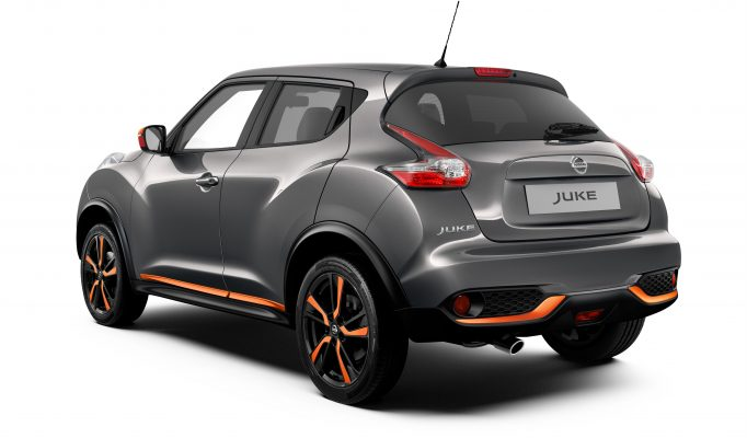 Nissan Juke MY18 Exterior Orange Perso RHD
