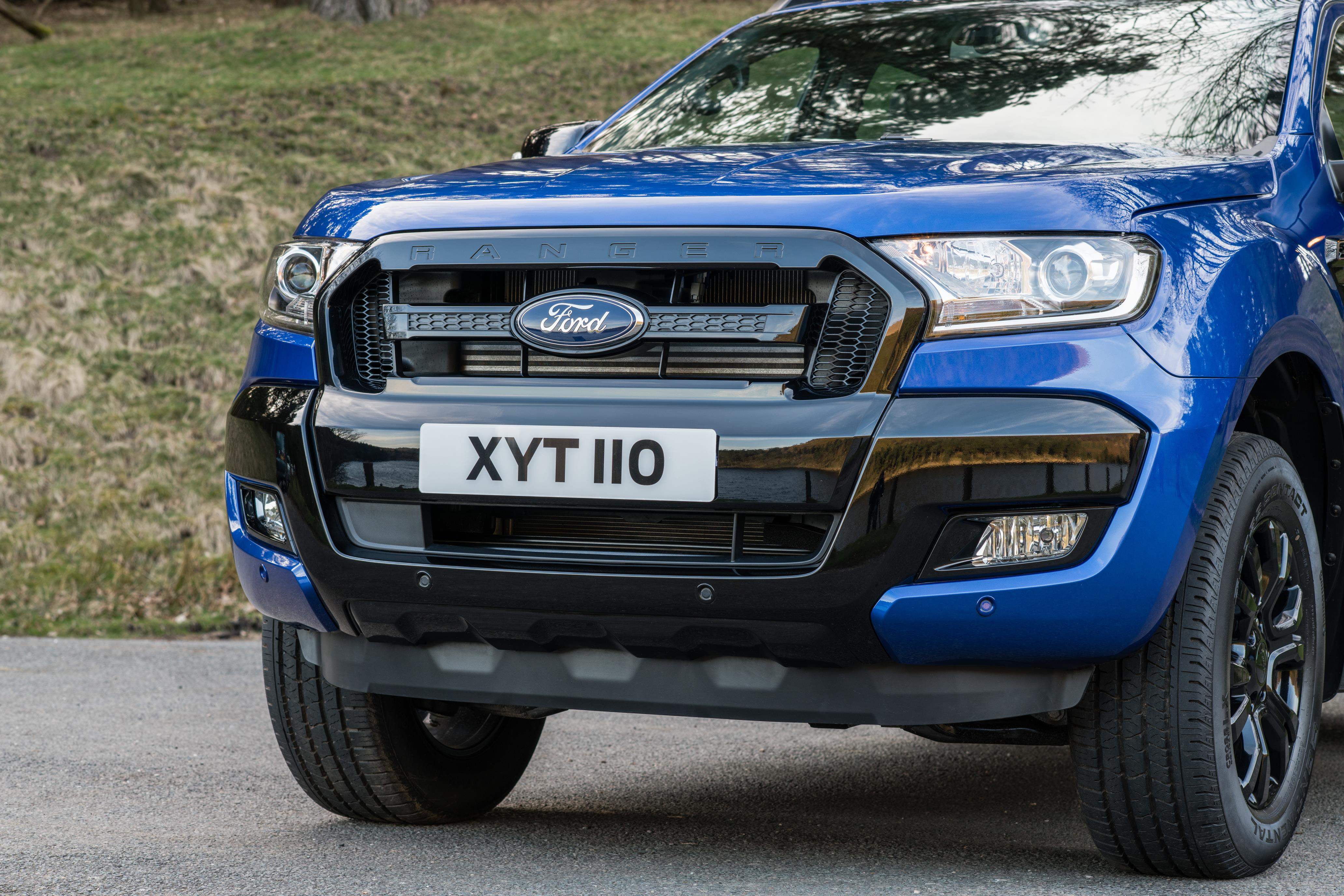 ford ranger wildtrak x revealed 4x4 magazine. Black Bedroom Furniture Sets. Home Design Ideas