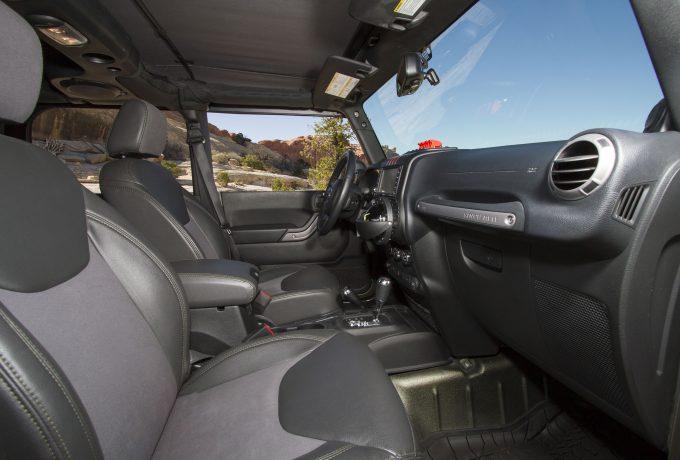Jeep® Crew Chief 715 Concept