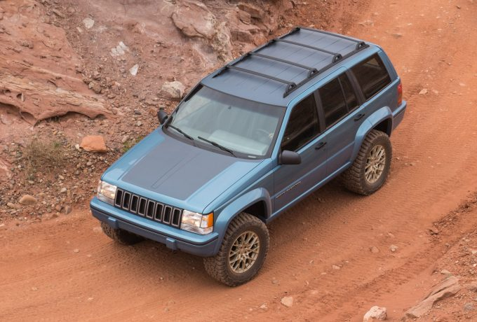 Jeep® Grand One Concept at the 2017 Easter Jeep® Safari in Moa