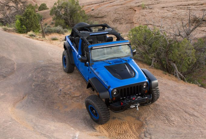 2014 Moab Easter Jeep® Safari – Jeep Wrangler Max Performance